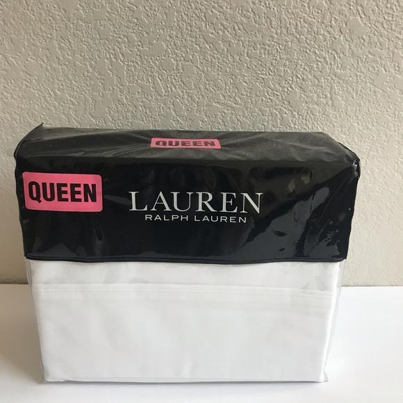 Ralph Lauren Other - Ralph Lauren Dunham Sheet Set